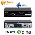 Mejor Precio Tv Receptores DVB-S2 Sintonizador Receptor de Satélite Decodificador V8 súper Soporte Full HD 1080 p ccam powervu bisskey FREESAT IPTV