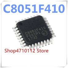 NEW 10PCS/LOT C8051F410-GQR C8051F410 LQFP-32 IC