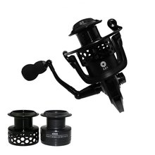 MGB 5.2:1 Metal Wire Cup + Plastic Wire Cup Hard Fishing Reel Double Line Cup 10+1 Ball Bearing Fishing Gear