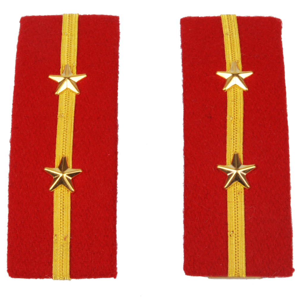 WWII IMPERIAL JAPANESE ARMY VICE SQUADRON LEADER SHOULDER BOARDS-35668