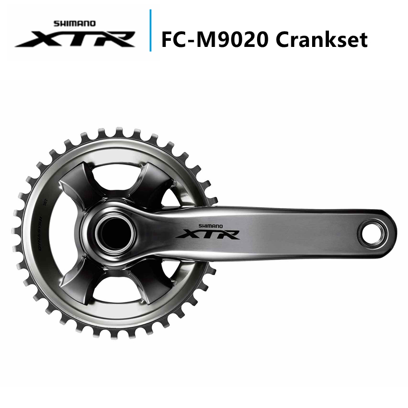 9dcadf24ef4 Detail Feedback Questions about Shimano XTR FC M9020 1 Crankset for MTB  Enduro / Trail 11 speed 32T 170mm on Aliexpress.com | alibaba group