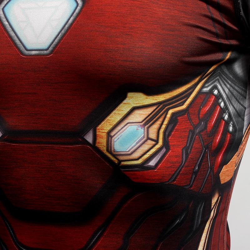 Jack Cordee Spider-Man Herren Kompressionsshirt Langarm 3D Print