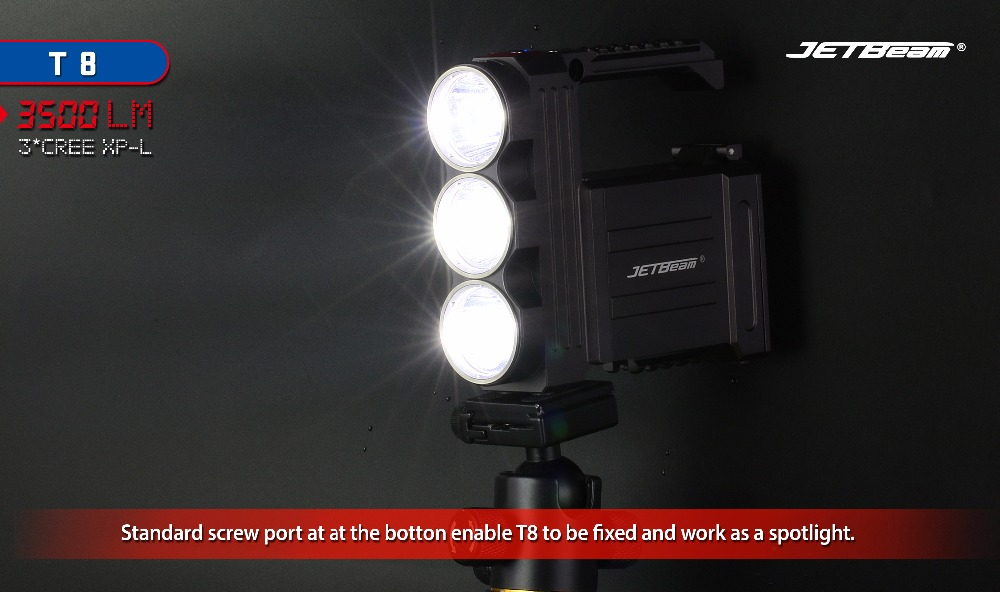 Cheap flashlight cree