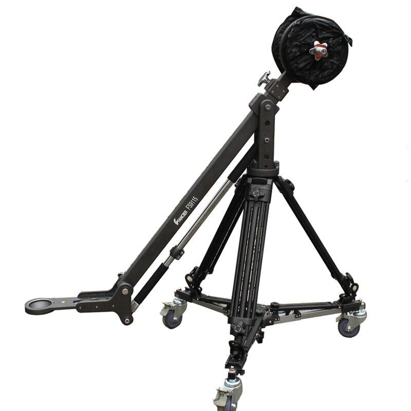 WEIFENG 9115 grue de bras de flèche de caméra vidéo pour les grandes fléchettes de grue de Machine