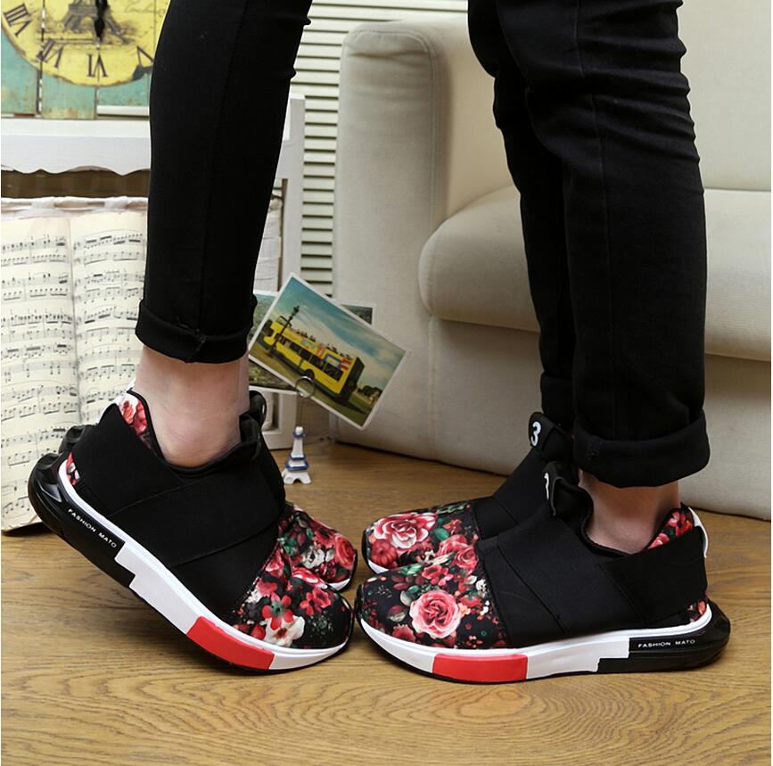 High Quality Autumn Men Shoes youth trend y--3 Wear Resistant Breathable  Women Casual Shoes Fashion Lovers Shoes 29753b79a1