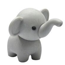 Один 1 шт распродажа Классная доска ластик креативный ластик набор офисный ластик слон ластик набор для детей 1 шт в партии