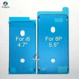 Image 5 - 100pcs Waterproof Sticker For iPhone SE2 11 Pro 6S 7 8 Plus X XS MAX XR LCD Display Frame Bezel Seal Tape Glu 3M Adhesive Repair