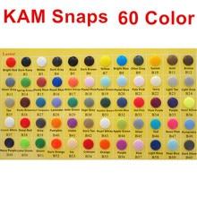 Chengkai 1000 ensembles T 5 taille 20 rond KAM plastique résine boutons boutons attaches pièces pour bricolage bébé couche 60 couleur option