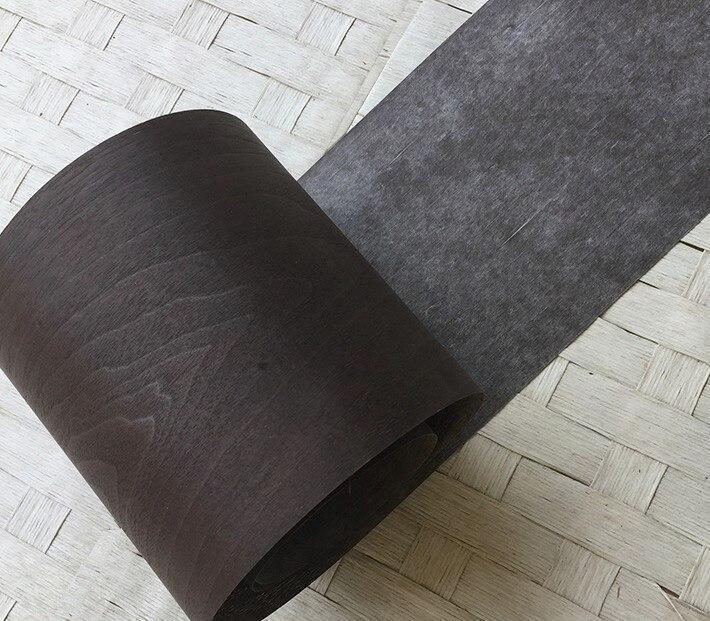L 2 5Meters Width 20cm Thickness 0 25mm Natural Wood Veneer Thin Speakers Veneer Furniture Edge