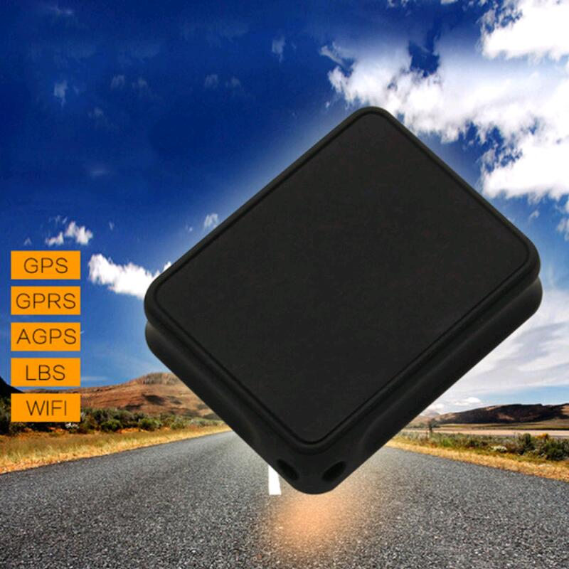 Portable Black Mini Car GPS Tracker Anti-theft GPS+LBS Positioning Motorcycle GPS Tracker Pet Locator Real Time Tracking Device gsm gprs gps car motorcycle anti theft satellite locator red black