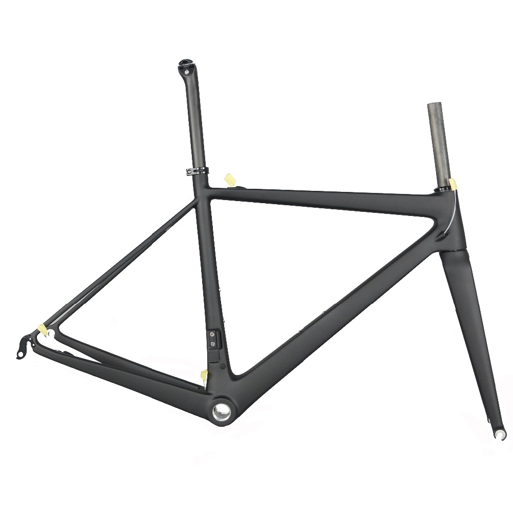 Chinese High Quality Seraph Full Carbon Fiber Road Bike Frame FM686 Frame Accept Custom Paint Pattern