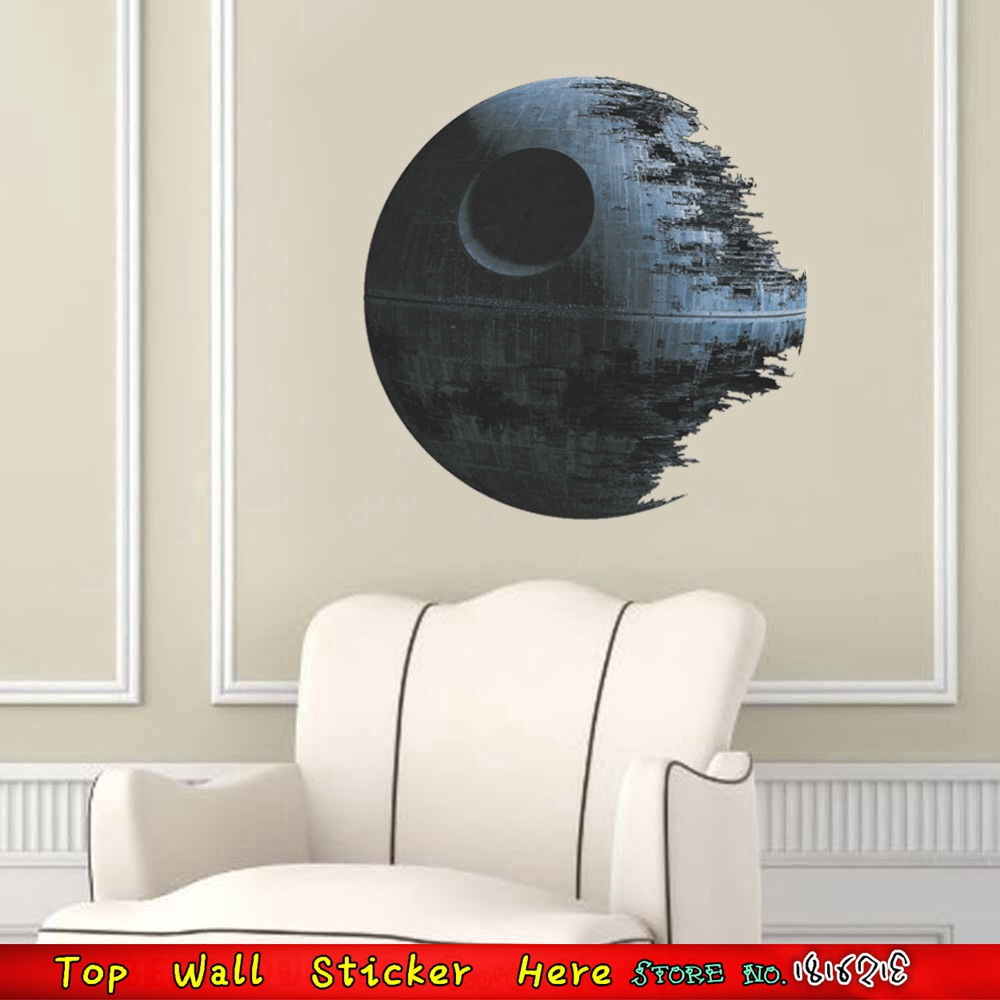 Ultimately Weapon Star War Planet Wall Stickers Home Mural Art Wall