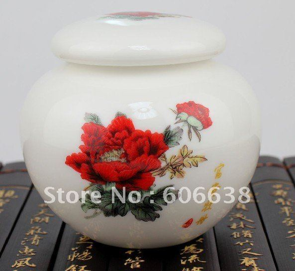 free shipping,100set/ctn,porcelain canister,wholesale retail