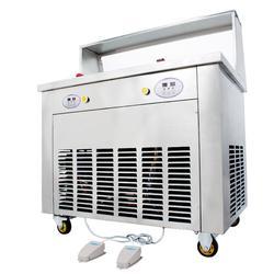 2018 top ocenionym 40 stopni smażone lody maszyny maszyna do lodu ice ekspres do lodów smażyć maszyna do lodów tajskich|Maszyny do lodów|AGD -