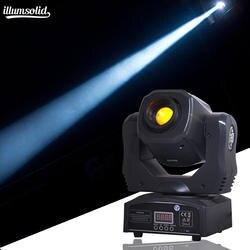 СВЕТОДИОДНЫЙ LED Inno Карманный пятно мини Moving головной свет 60 Вт DMX 7 гобо эффект сцены для DJ ligting