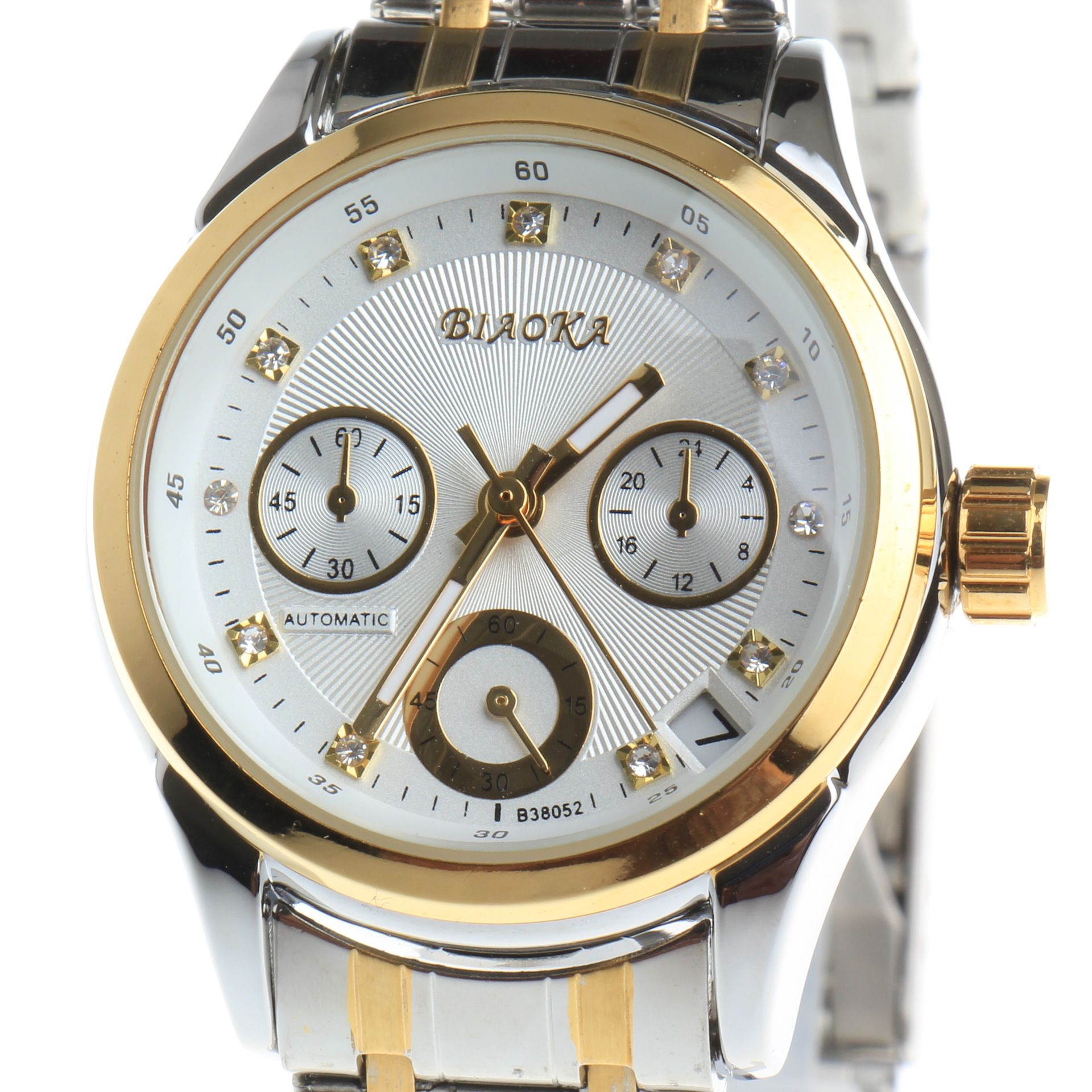 2018 NEWEST BIAOKA gold mechanical watch Top Brand Luxury automatic watch women stainless steel skeleton relogio feminino стоимость