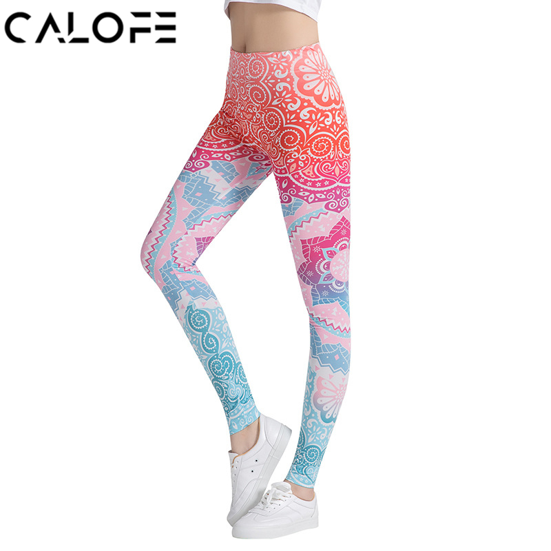 Fitness Equipments Twist Boards Calofe 2018 Autumn Women Reflective Leggings Glowing Night Light Side Stripes Sports Running Pants Dancing Tights Sportswear Z30
