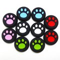 4pcs/lot Silicone Cat Claw Pad Joystick Thumb Stick Caps Cover for PS4 XBOX One Game Controller