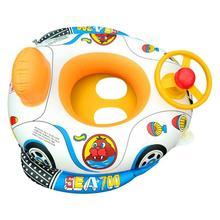 Безопасное детское кольцо для плавания, детское сиденье для бассейна, детское плавающее кольцо для плавания, детский тренажер для купания, надувная чашка для воды