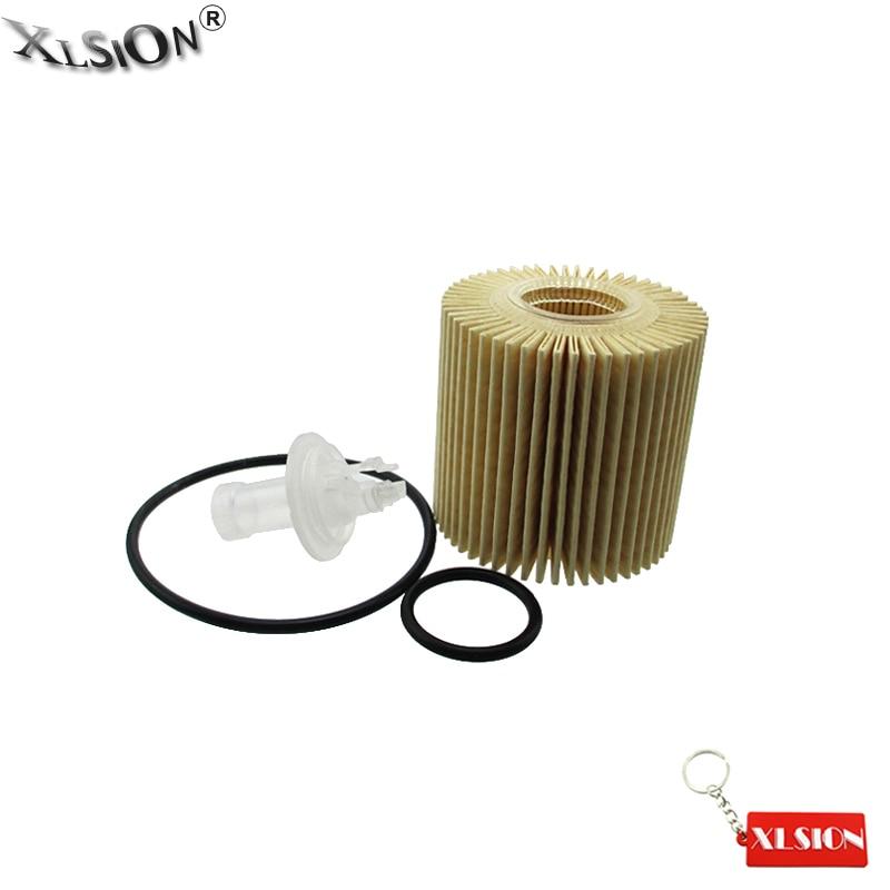 XLSION Aftermarket Oil Filter For 2007 2017 LEXUS RX350