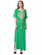 font b Muslim b font Women long sleeve long font b dress b font islamic