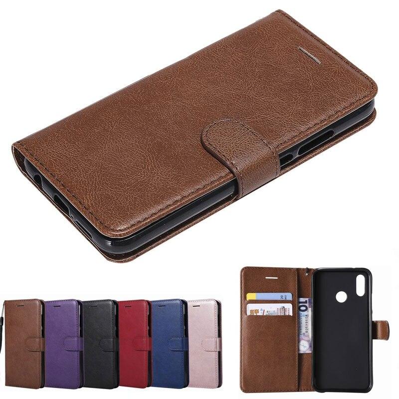 Casos de luxo para huawei p20 lite 360 flip cover alta qualidade saco do telefone couro magnético etui caso em p20 p 20 lite p20lite coque