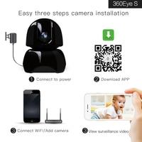 24h Portable Baby Camera Baby Monitor 1080P Wireless IP Camera 360 Panorama Home WiFi Security Cam Audio Night Vision Monitor