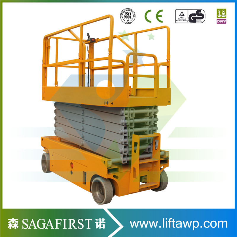 SINOFIRST 2019 China High End Electric Self Propellled Scissor Lift