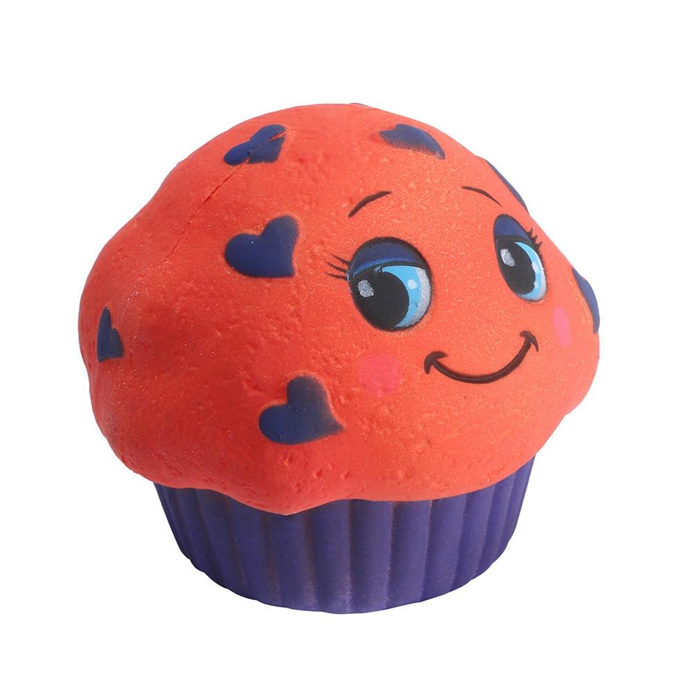 Colour Change Cupcake Squishy 3
