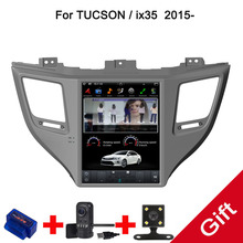 10.4″ Tesla Type Android 7.1 Fit HYUNDAI TUCSON IX35/TUCSON 2015 2016 2017 2018 –  Car DVD Player Navigation GPS Radio