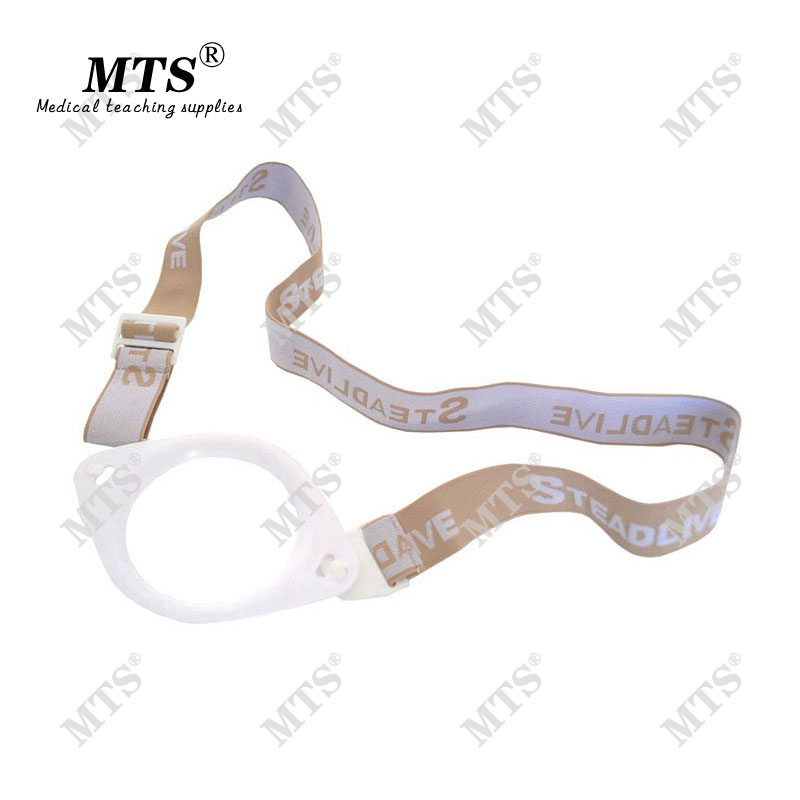 Adjustable Fix Colostomy Bag waistband Stoma Belt Fastener Plate Prevent warping and shifting for Medical care training