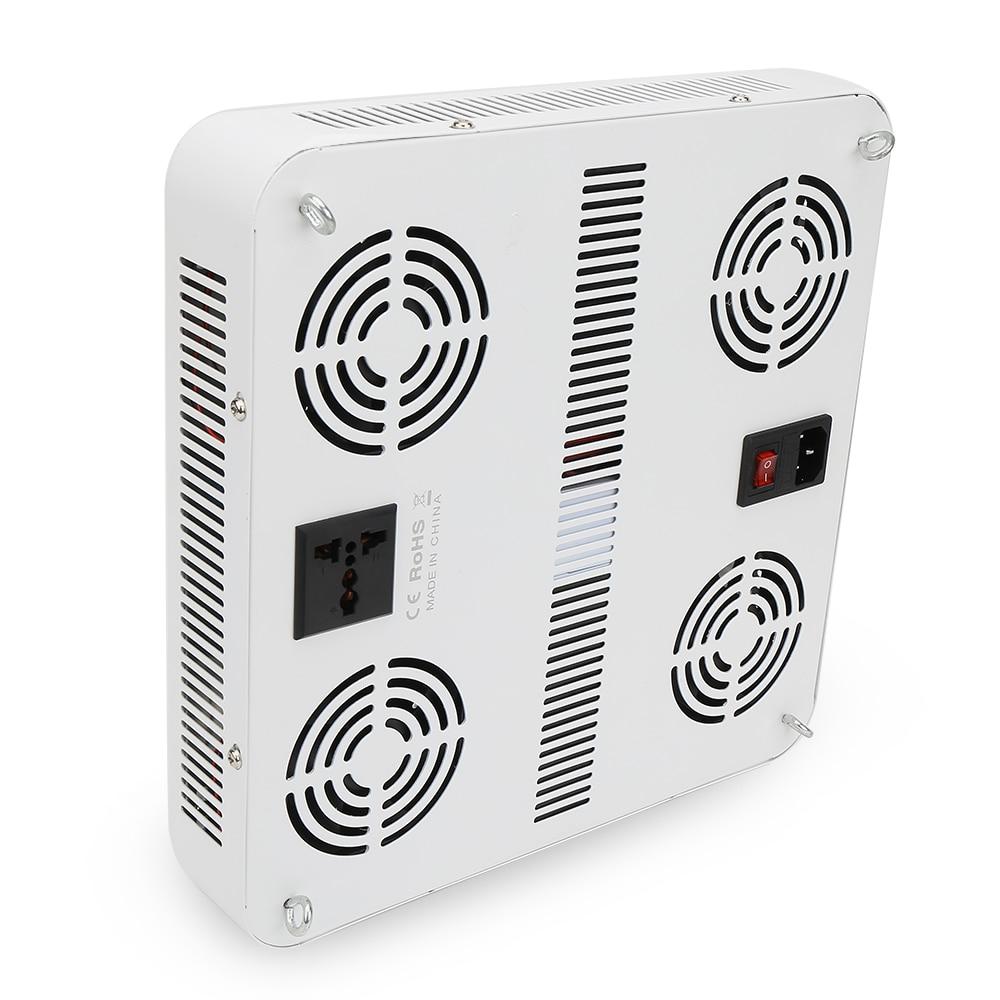 Пълен спектър 400W 600W 800W LED растеж - Професионално осветление - Снимка 5