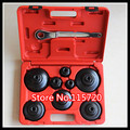 High quality 9 pc OIL FILTER CAP WRENCH SET for Europe car Benz,vw,BMW,VOLVO