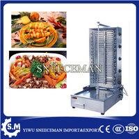 Elektrikli Orta Doğu Izgara Shawarma makinesi kebap makinesi