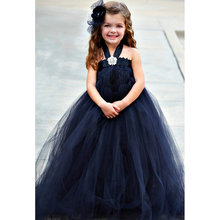 Children's performance clothing/Ballet dance Girls clothes/Piano costumes Christmas dresses/Gauze Tutu princess dress custom