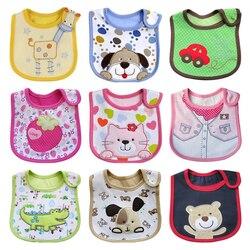 1 шт. нагрудники для новорожденных водонепроницаемый нагрудник бандана Baberos нагрудник для маленьких девочек нагрудник для мальчиков одежда...