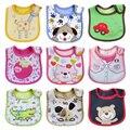 1 stücke Neugeborenen Baby Lätzchen Wasserdicht Bib Bandana Baberos Lätzchen Für Kinder Mädchen Jungen Bib Baby Kleidung