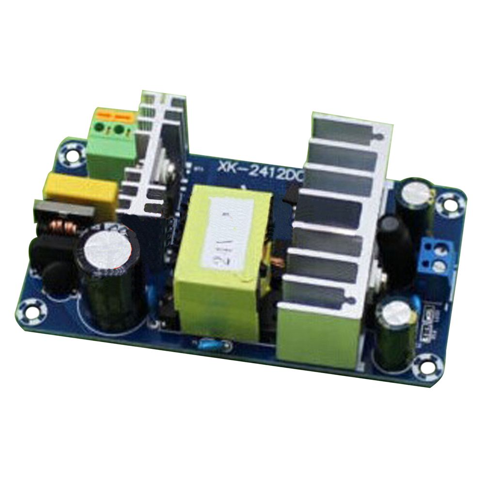 AC 100-240V to DC 24V 4A 6A switching power supply module AC-DC 10pcs fqpf4n90c 4n90 4a 900v to 220f
