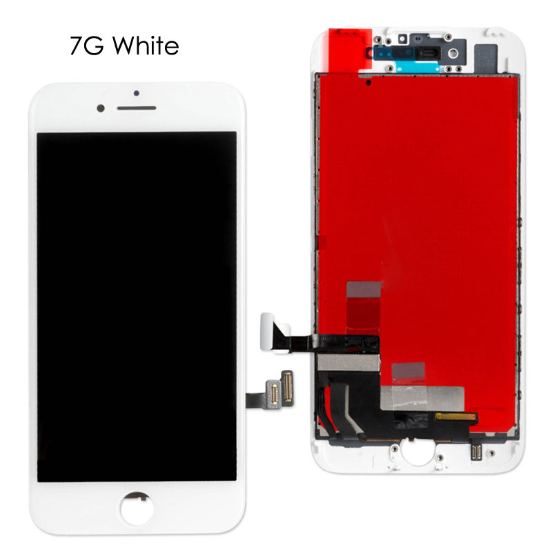 For iPhone 7 7 Plus LCD Display Touch Screen Digitizer Assembly Replacement No Dead Pixel AAA Quality gifts in Mobile Phone LCD Screens from Cellphones Telecommunications