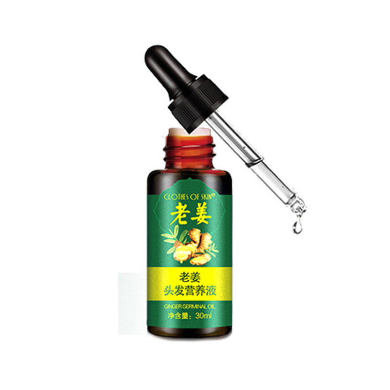 Jiang wang hair nutrition solution to prevent hair loss additional essential oil 30ml in Hair Loss Products from Beauty Health