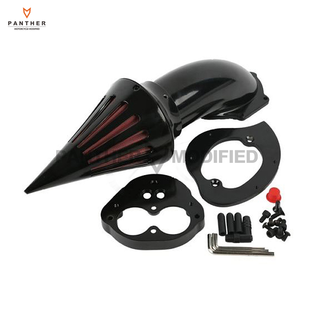 Здесь продается  Black Motorcycle Air Cleaner Kits intake filter case for Kawasaki Vulcan VN 1500 1600 2000-2012 01 02 03 04 05 06 07 08 09 10 11  Автомобили и Мотоциклы