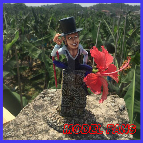 MODEL FANS INSTOCK 10cm one piece sd version Laffitte GK resin made for Collection sunflower instock 100