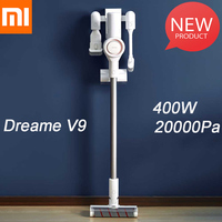 2019 Xiaomi Dreame V9 Vacuum Cleaner Handheld Cordless Stick Aspirator Vacuum Cleaners 20000Pa For Home Car from Xiaomi Youpin