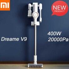 2019 Xiaomi Dreame V9 Пылесос Портативный Аккумуляторный палка пылесос очистители воздуха 20000 Pa для дома от Xiaomi Youpin