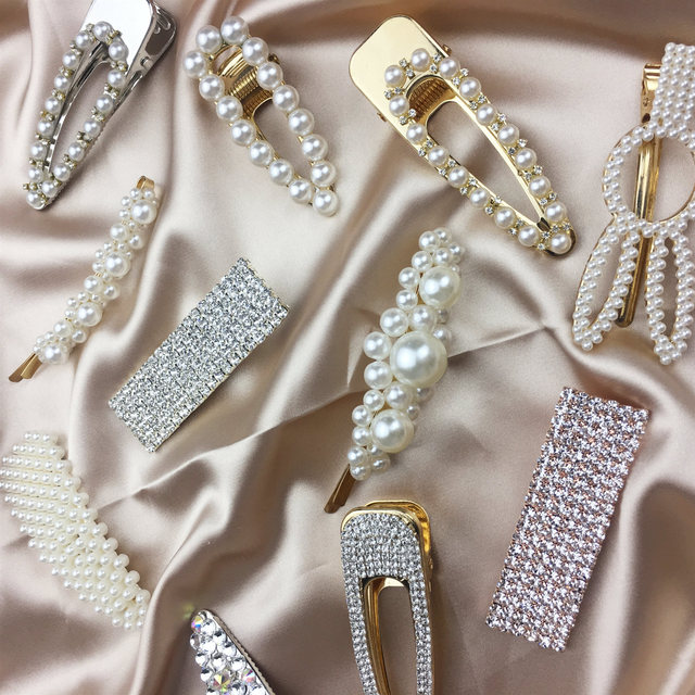 1Set Popular Hair Clips
