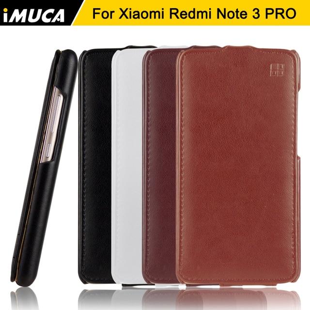 For xiaomi redmi note 3 pro case xiaomi redmi note 3 pro cover luxury flip leather case For xiaomi redmi note 3 pro iMUCA Case