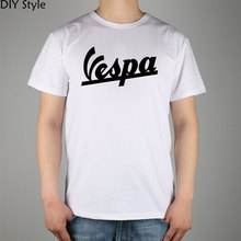 VESPA short sleeve T-shirt T shirt
