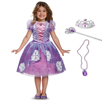 Vestidos para fiesta de princesa sofia