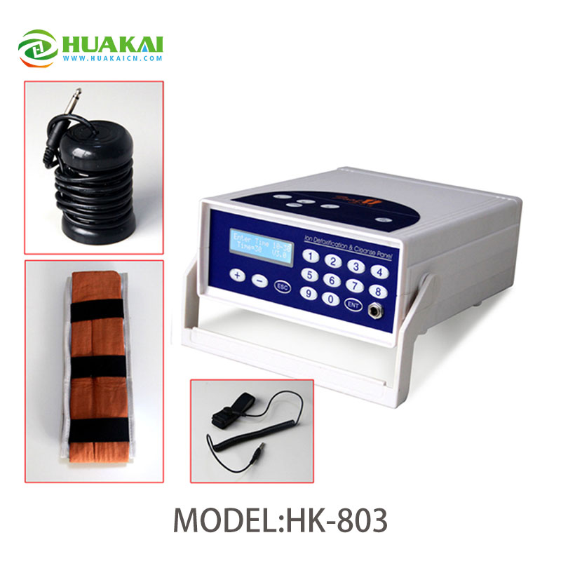 Hot Sale Foot Detox Spa Machine for Home Use for single person use and salon use ionic foot detox spa machine