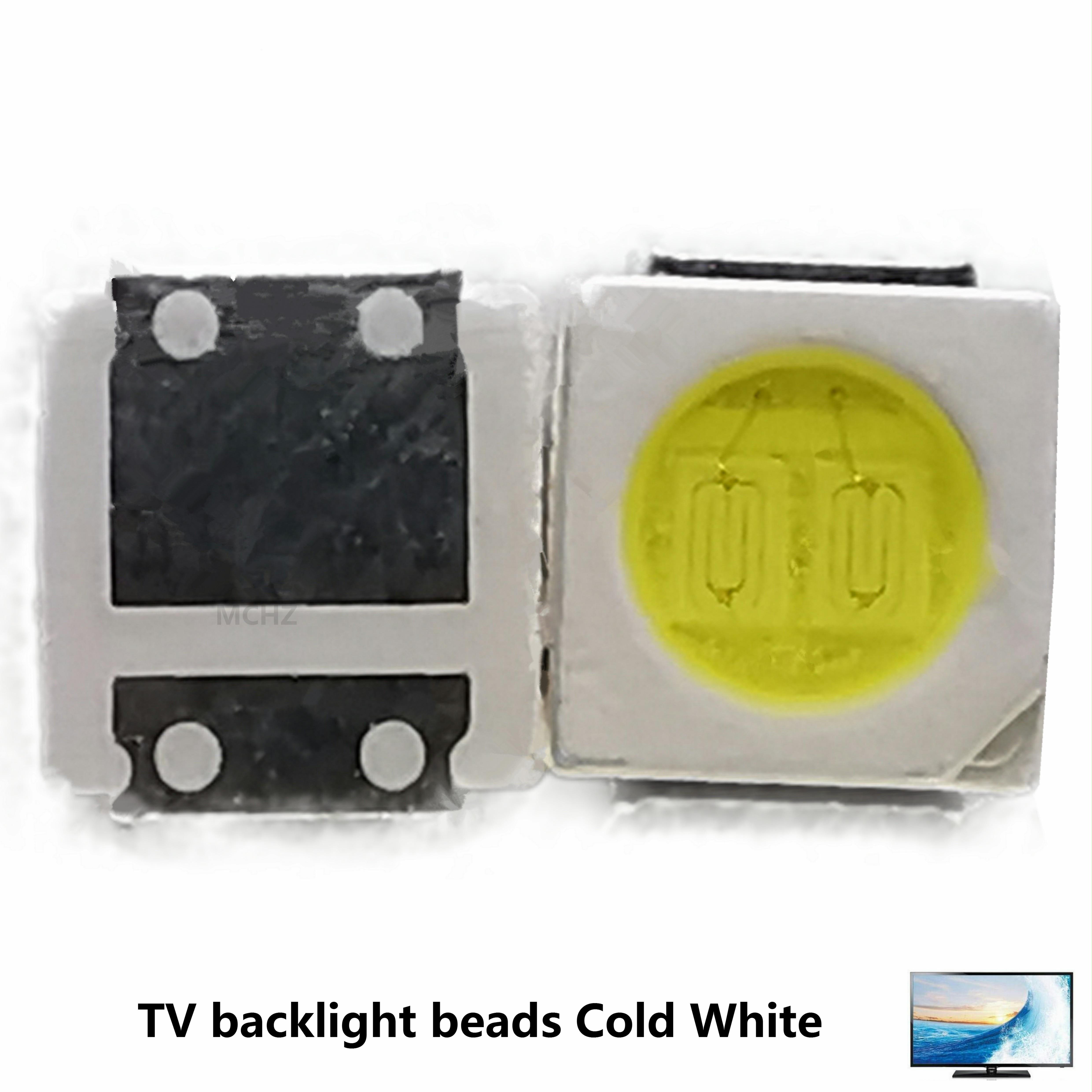 500PCS Factory Biggest Discount LED Backlight  Osram Replace Lg Jufei Seoul 3030 3528 2835 3-3.6V 2W 230l LM Cool White 600MA